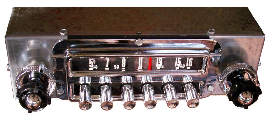 1954 Ford AM/FM Stereo Radio LOWER THAN EBAY