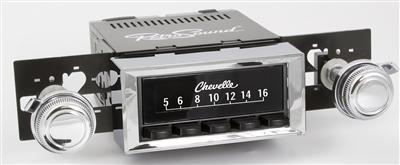 Retrosound 1971-72 Chevrolet Chevelle Hermosa Radio