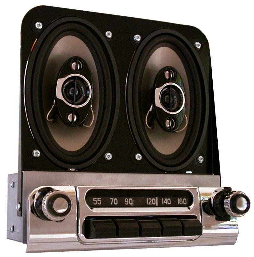 1953-54 Chevrolet AM-FM Stereo with Speakers  LOWER THAN EBAY