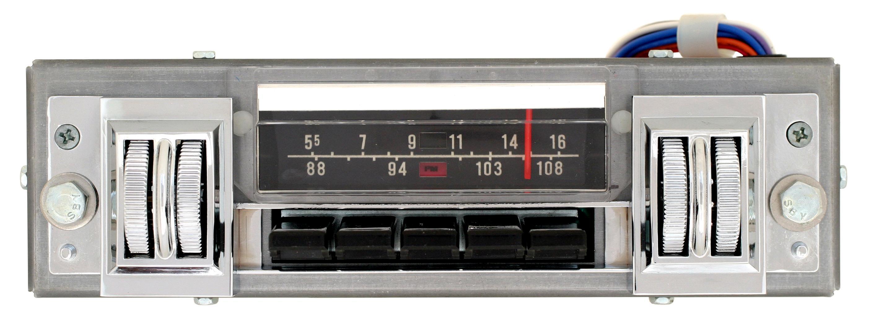 Auto Mopar Radio Vintage