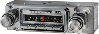 1966 Pontiac Tempest, LeMans, GTO AM/FM Stereo Radio LOWER THAN EBAY