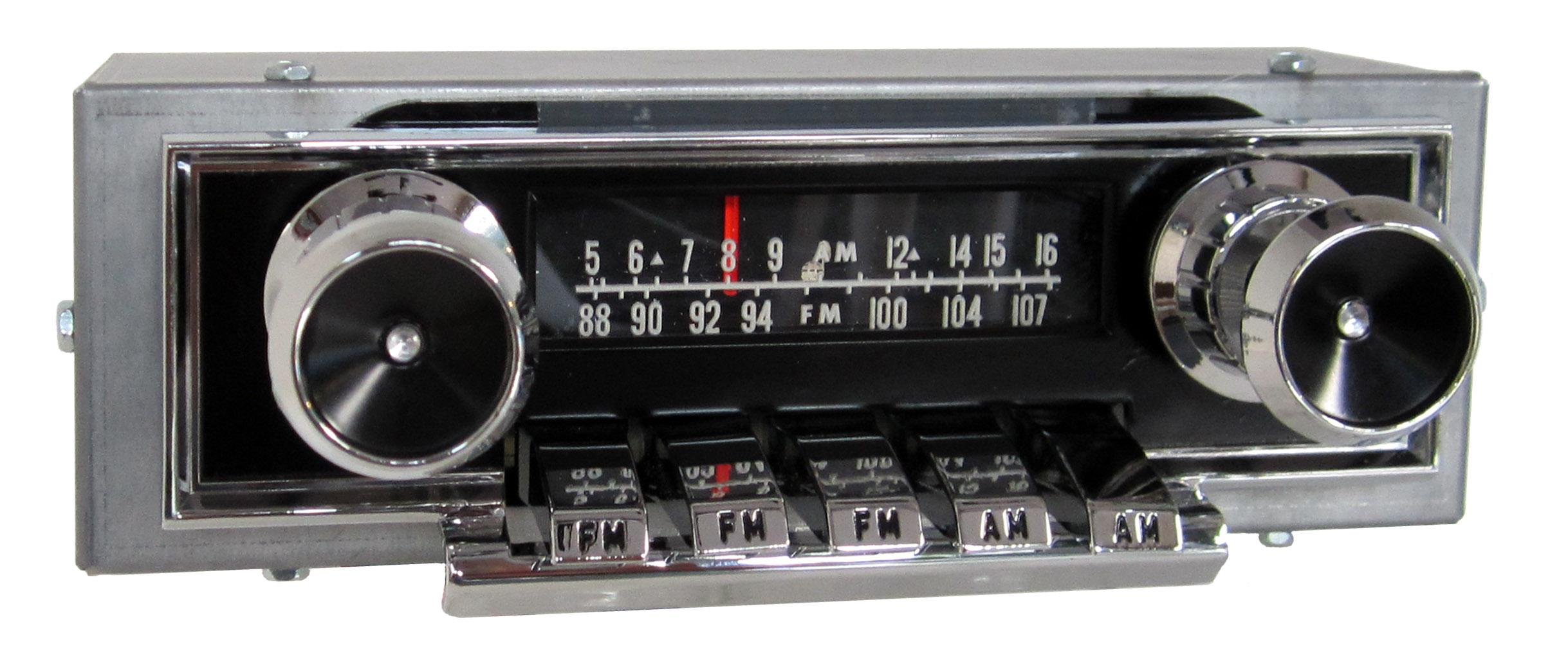 1963 FORD GALAXIE AM-FM STEREO RADIO