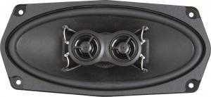"Retrosound RetroMod® R-48N 120 watt Dual Voice Coil ULTRA THIN 4x8"" speaker"