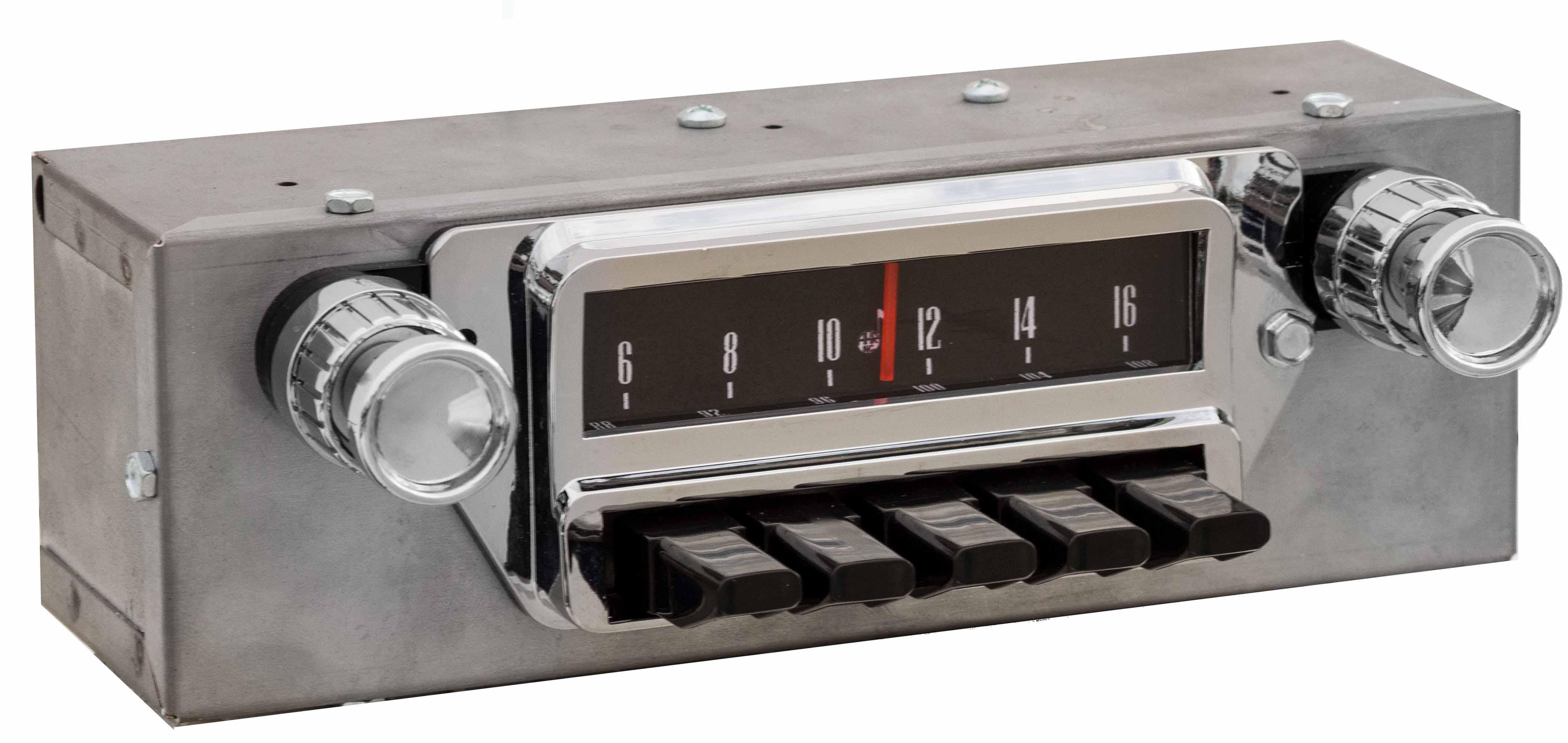 1964 MUSTANG AM-FM STEREO