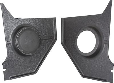 Retrosound Deluxe Kick Panel Speakers for 1964-66 Ford Mustang Coupe/Fastback