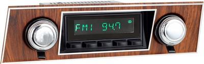 Retrosound 1967-68 Chevrolet Camaro Hermosa Radio