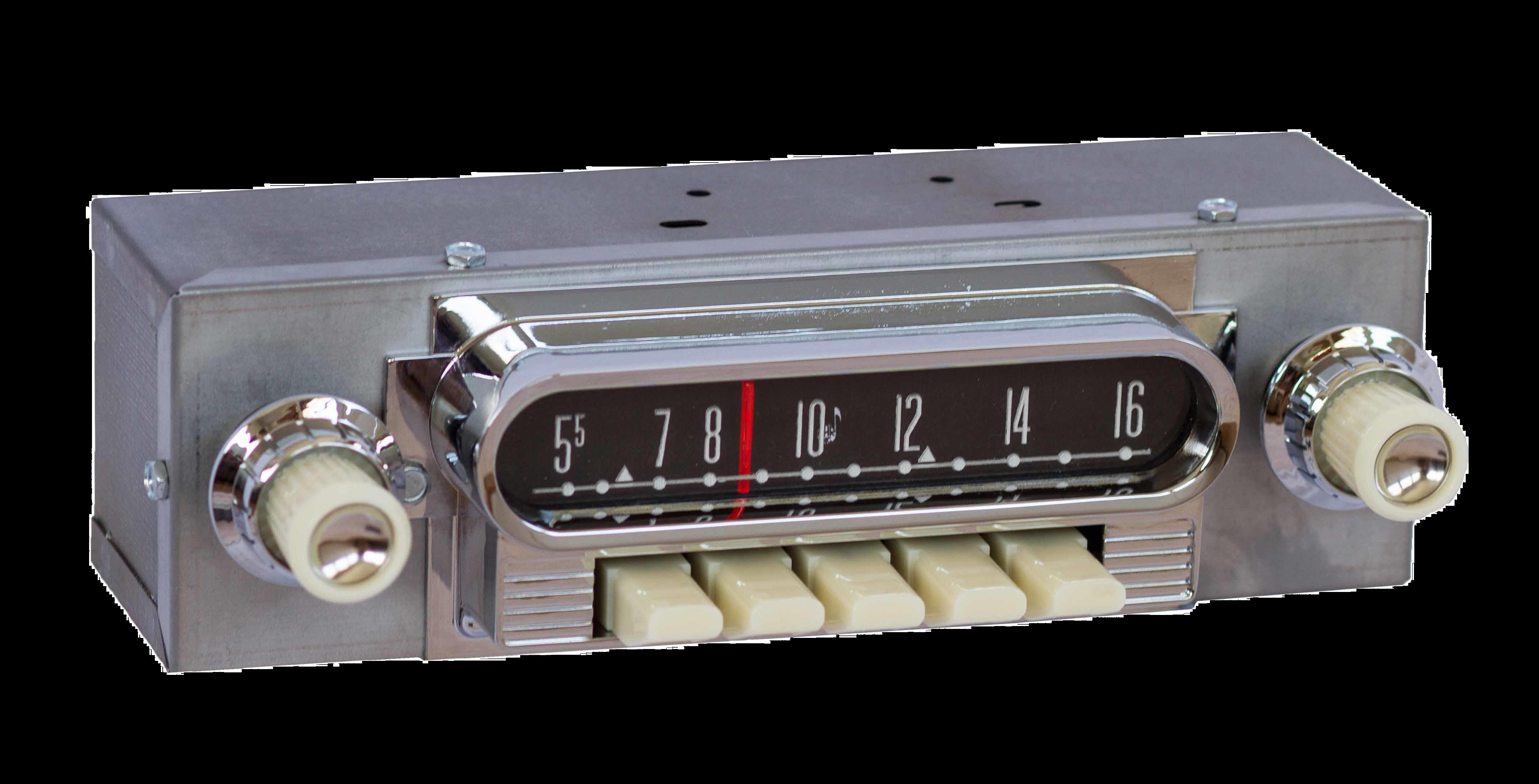 1962-63 Ford Falcon & Ranchero AM/FM/Stereo Radio