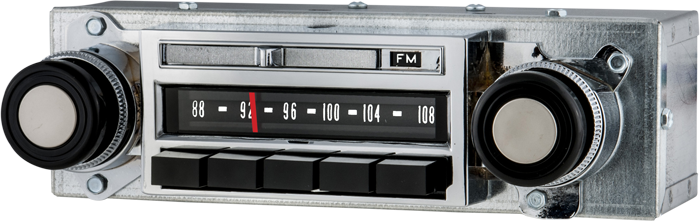 1967-69 CHEVY TRUCK RADIO