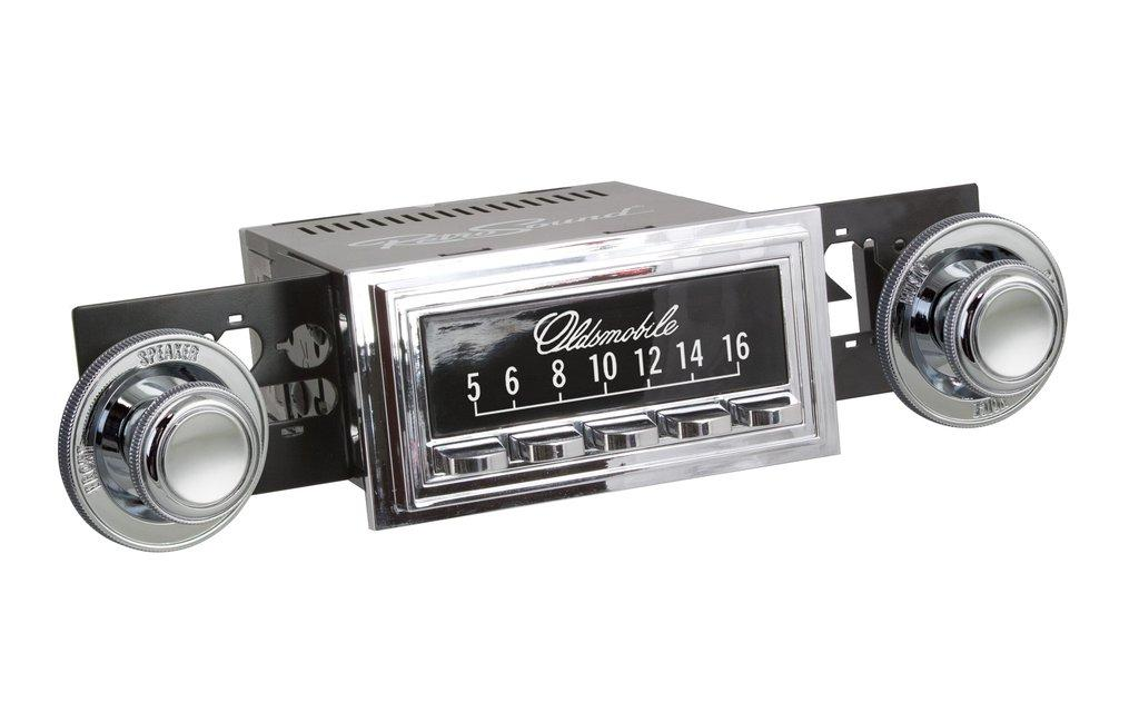 Retrosound 1961-1965 Oldsmobile Starfire Hermosa Radio