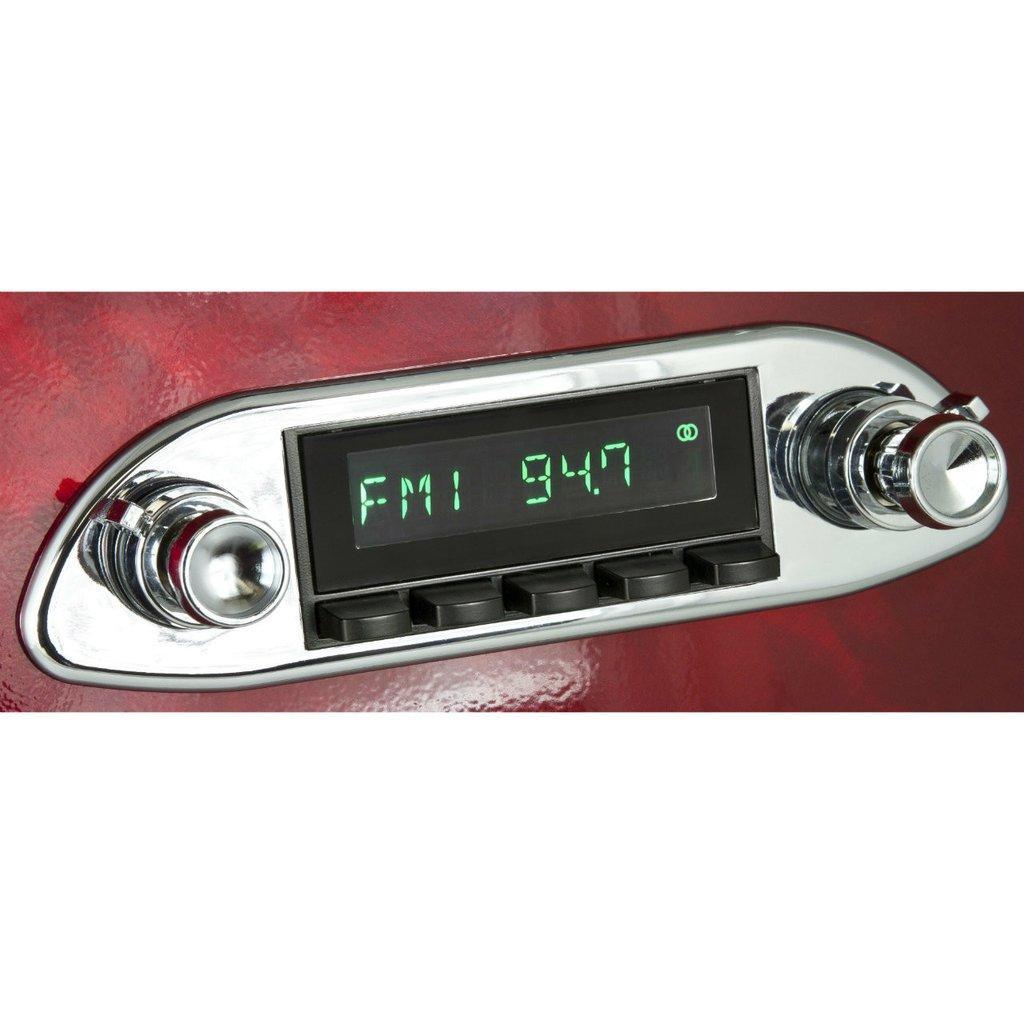 Retrosound 1950-65 Porsche 356 Hermosa Radio