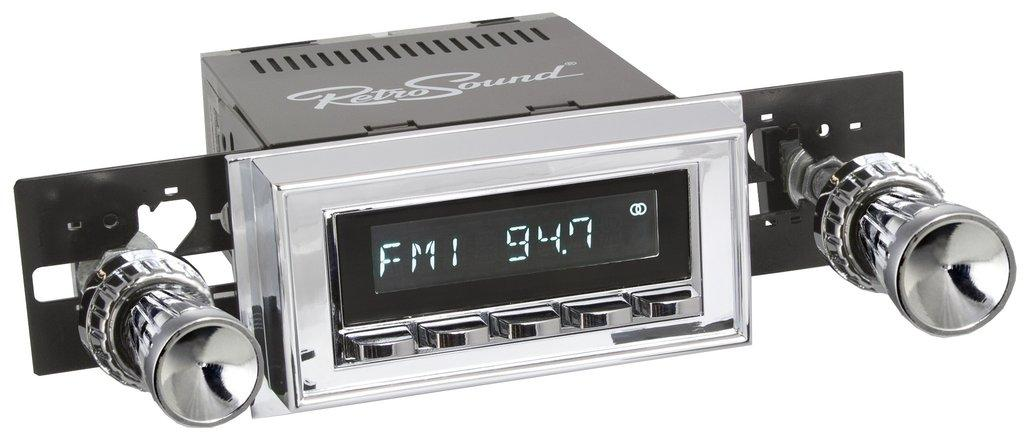 Retrosound 1958 Chevrolet Bel Air Laguna Radio