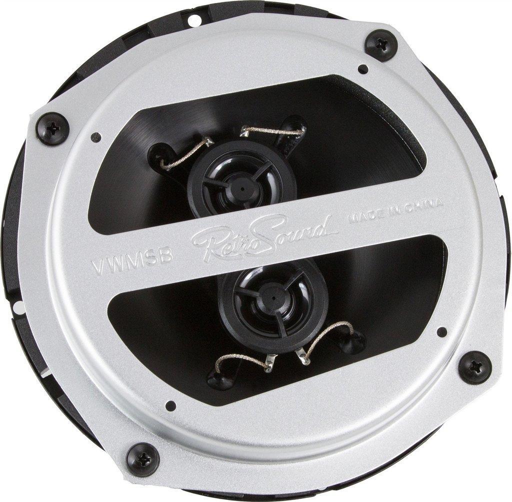 Retrosound Standard Series Dash Replacement Speaker for 1958-77 Volkswagen Beetle