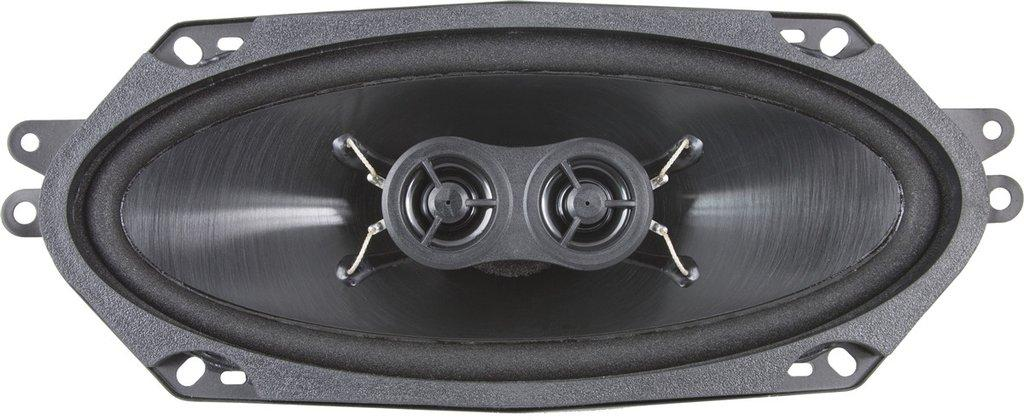 Retrosound 4x10-Inch Standard Series Dash Replacement Dual Voice Coil Speaker