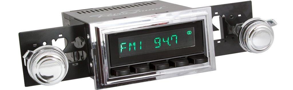 Retrosound 1962-64 Pontiac Grand Prix Long Beach Radio