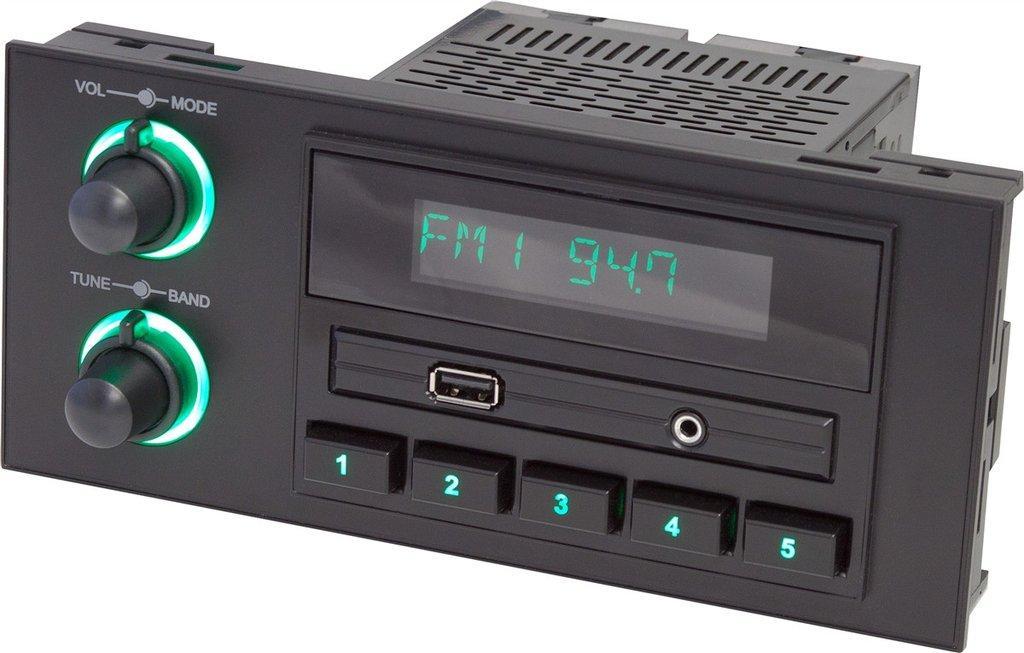 Retrosound 1984-88 Pontiac Fiero Newport 1.5 DIN Direct-fit Radio