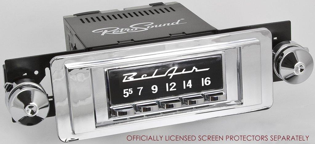 Retrosound 1955-56 Chevrolet Bel Air Long Beach Radio