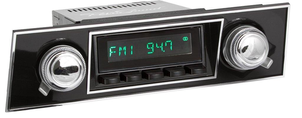 Retrosound 1967-68 Pontiac Firebird Laguna Radio