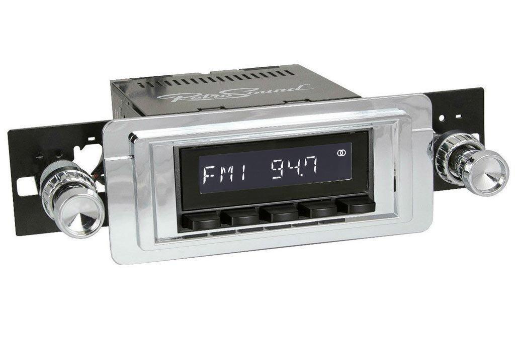 Retrosound 1955-57 Ford Thunderbird Laguna Radio