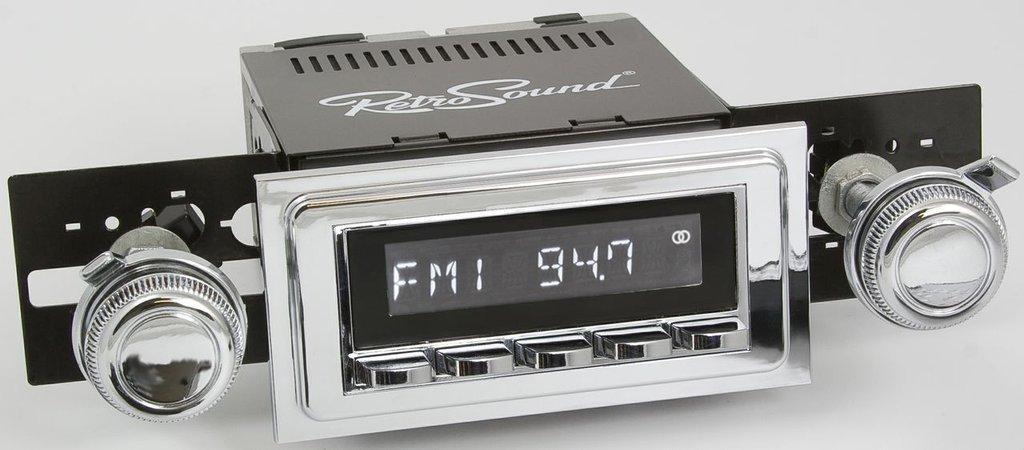Retrosound 1964-67 Pontiac GTO Laguna Radio