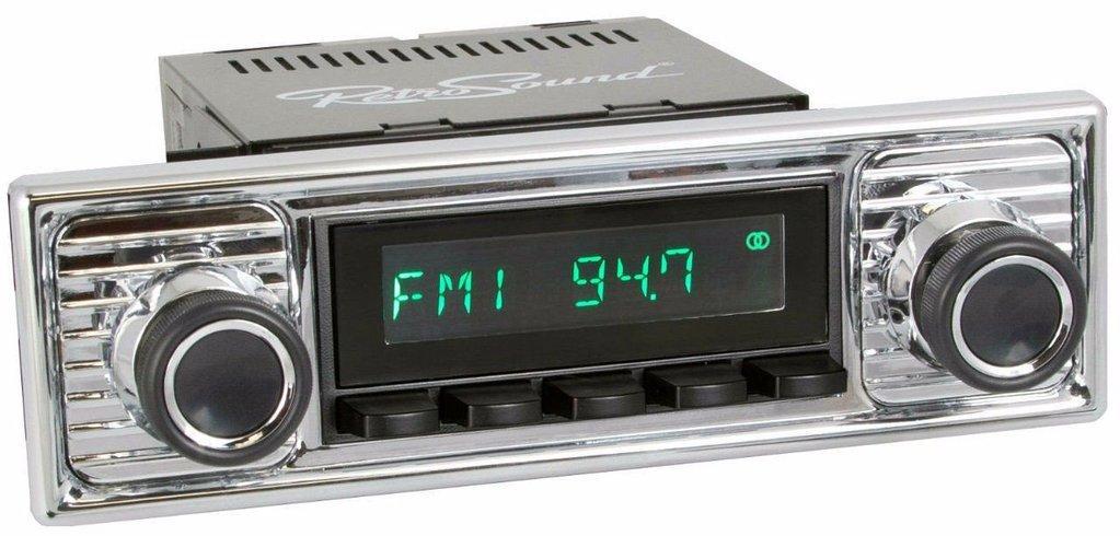 Retrosound 1968-76 BMW 2000 Series Long Beach Radio