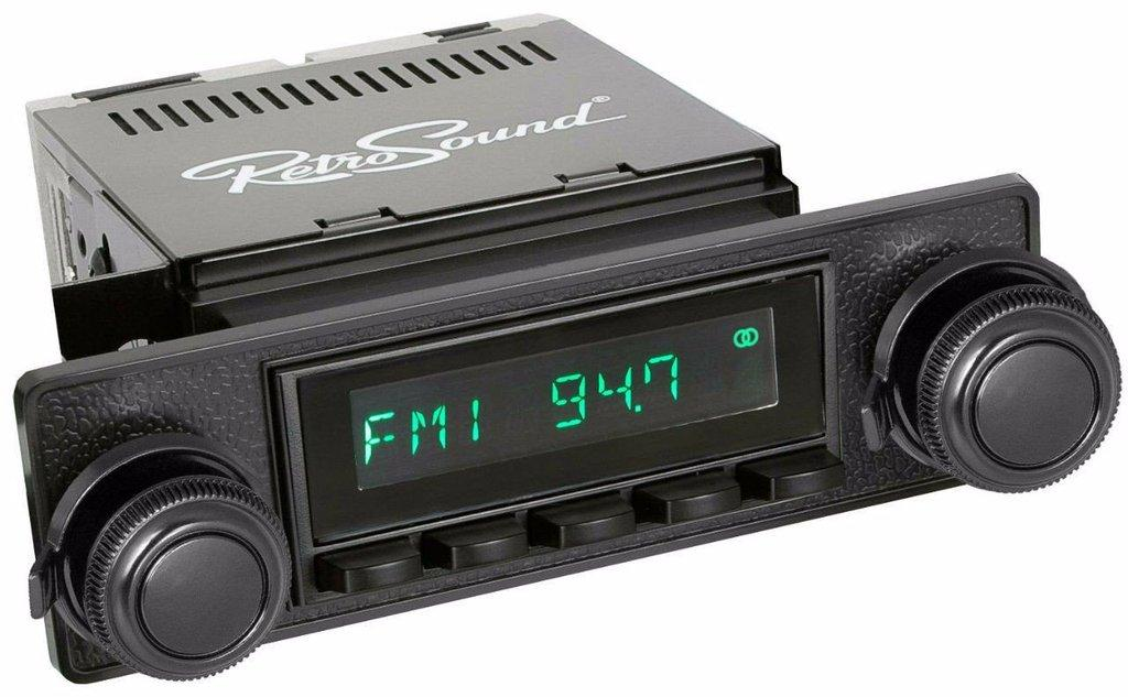 Retrosound 1972-78 Toyota Land Cruiser FJ40 Hermosa Radio