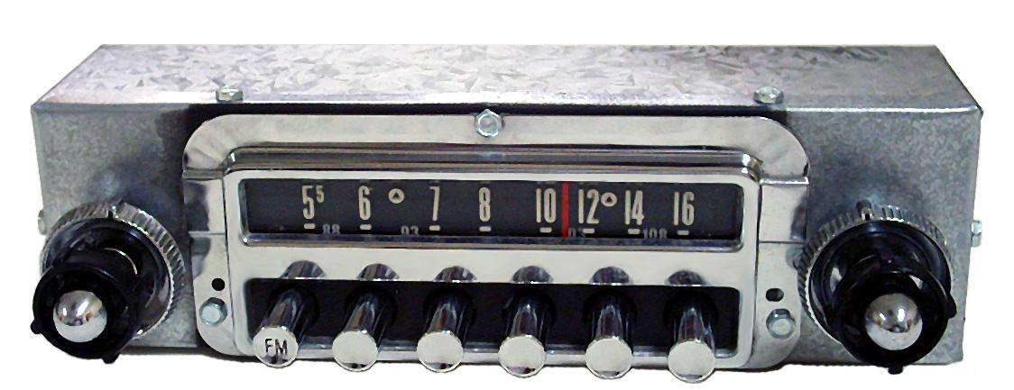 1955 FORD THUNDERBIRD AM-FM STEREO RADIO LOWER THAN EBAY