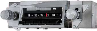 1966 Chevelle AM/FM Stereo Radio LOWER THAN EBAY